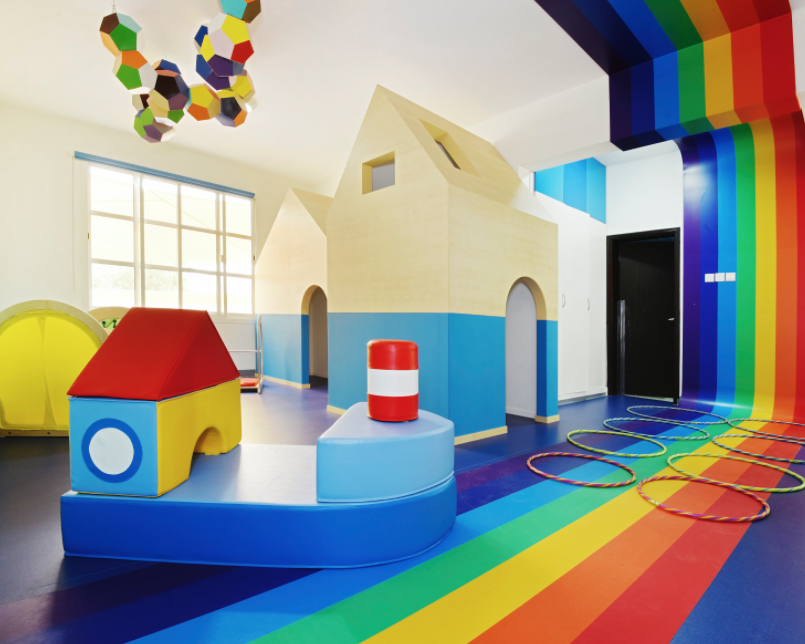 Beautiful U0027Catchy Collections Of Nursery School Interior Designu0027