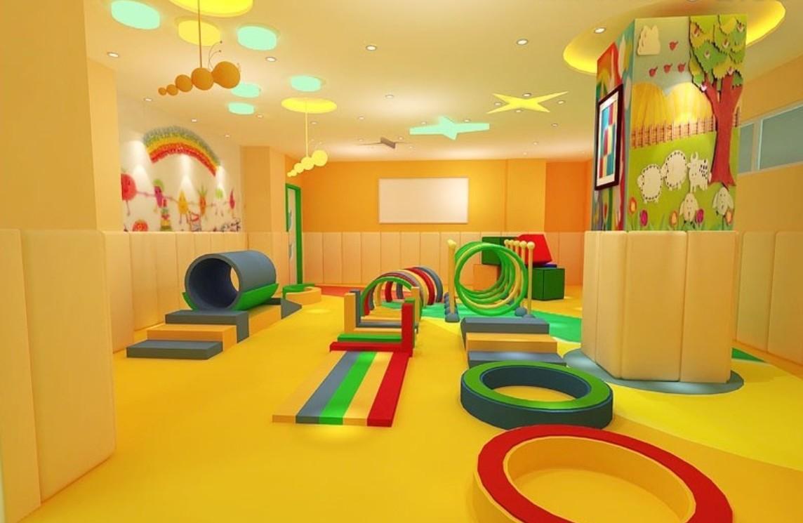 Nursery s infinity ida s interior - How many years is interior design school ...