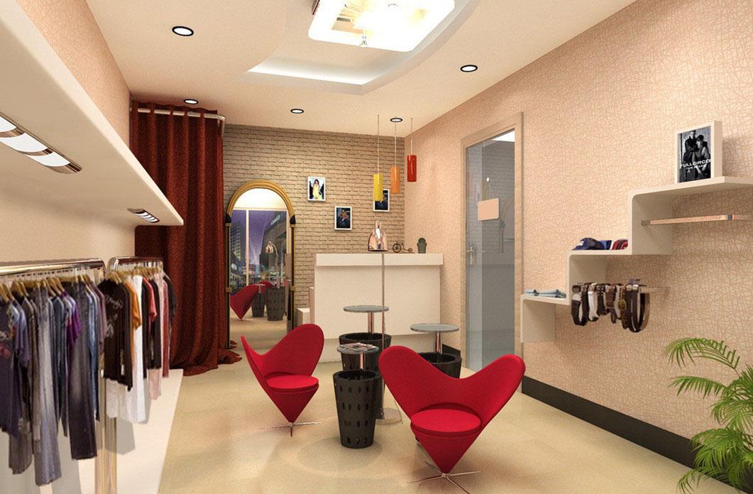 Apparel Store Interior Design World Apparel Store